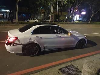 撞外送員肇逃「C300哥」抓到了  吵買車卻無駕照27歲啃老族