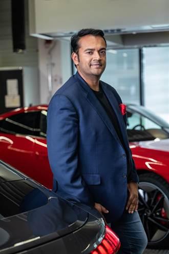 安薩瑞(Rahil Ansari)接任台灣福斯汽車集團暨台灣奧迪總裁