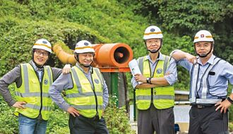搶攻綠電 世豐電力 打造2座小水力電廠