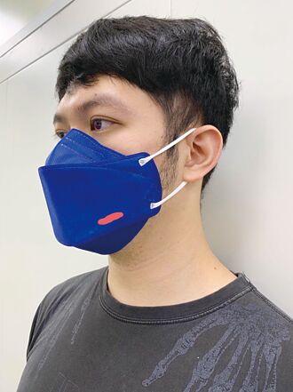 投入防疫市場 翼慶口罩獲國家品質認證