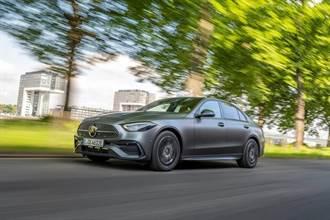 每公升可跑167公里 Mercedes-Benz C-Class再添插電式混合動力生力軍C 300 e