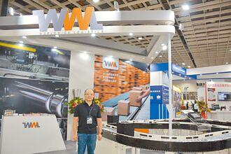 電商物流崛起 合普S&S及WWL接軌國際 銷售亮眼