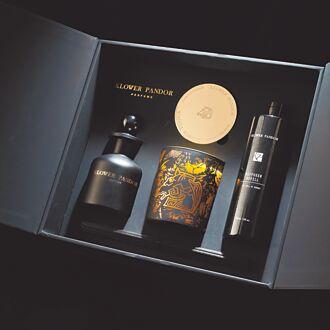 KLOWER PANDOR×金馬推出香氛禮盒