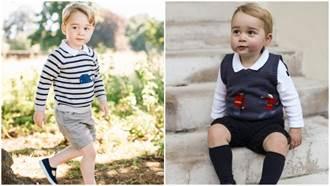 英國皇室不成文規定?「王子8歲前不能穿長褲」的原因...